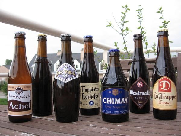 Trappist bier