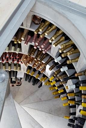 Waanzinnige wijnkelder - Wijnkelder ...