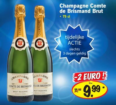 Lidl Kersttrui 2019.Champagne Van Lidl Comte De Brisand Comte De Senneval Blog Voor