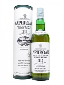 whiskycocktail - Laphroaig 10 in de mix