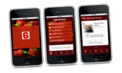 Keuken apps
