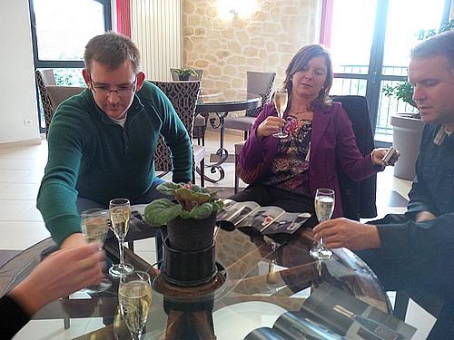 Degustatie Champagne Autreau