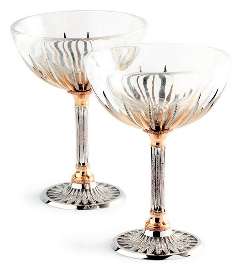 Duurste champagne glazen