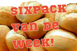 Jimmy Cowé – Sixpack van de week