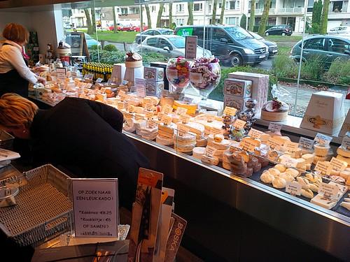 Van Tricht kaaswinkel