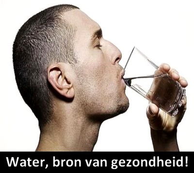 Water voor de gezondheid