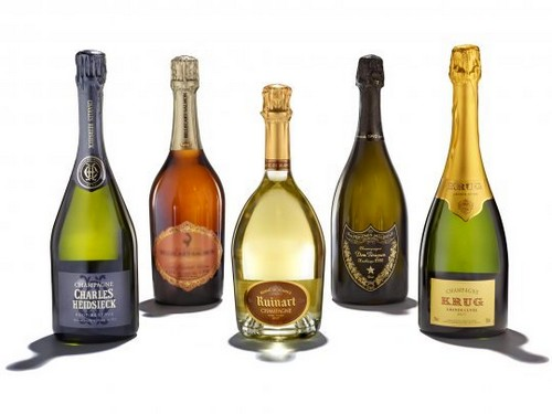 Top 10 Champagnes