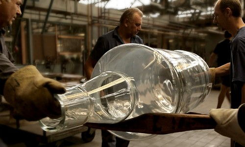 The Famous Grouse - World's Largest Bottle of Whisky