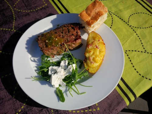 Steak met chimichurri