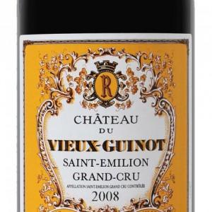 Château Vieux Guinot Saint-Emilion Grand Cru 2008