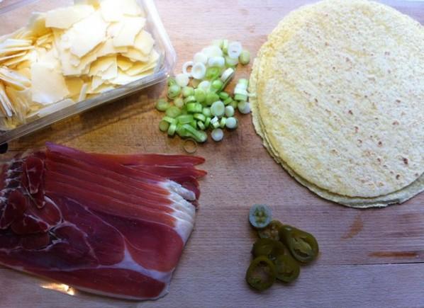 Tortilla volgens Nigella Lawson