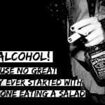 10 Inspirational drinking quotes