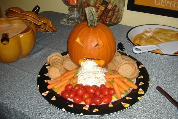 halloween eten volwassenen
