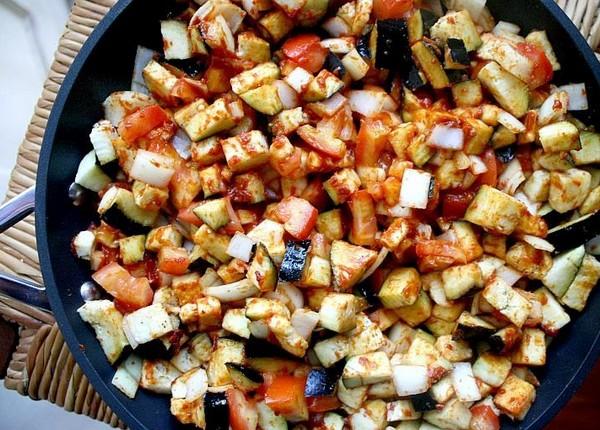 vegetarisch-rijstschotel