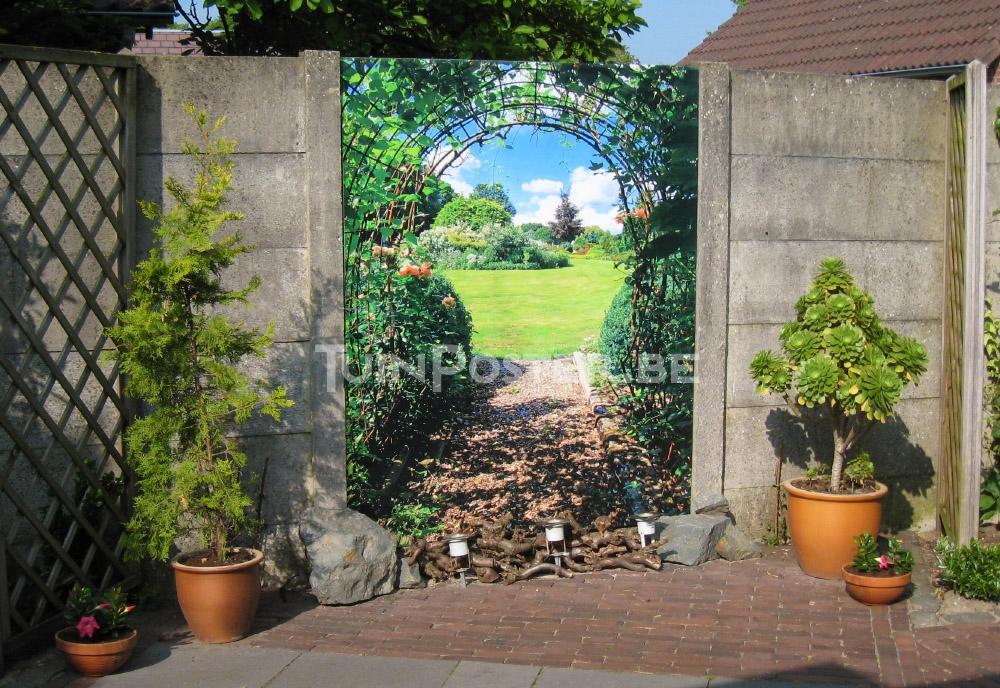tuinposter-weide