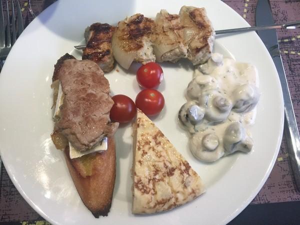 tapas-varkensvlees-bord