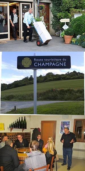 de beste champagnehuizen
