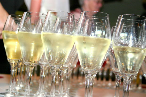 champagne-geheugen