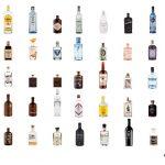 Meer dan 200 soorten gin
