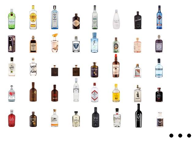 200-soorten-gin