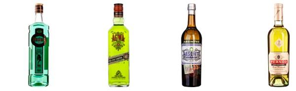 absint-flessen
