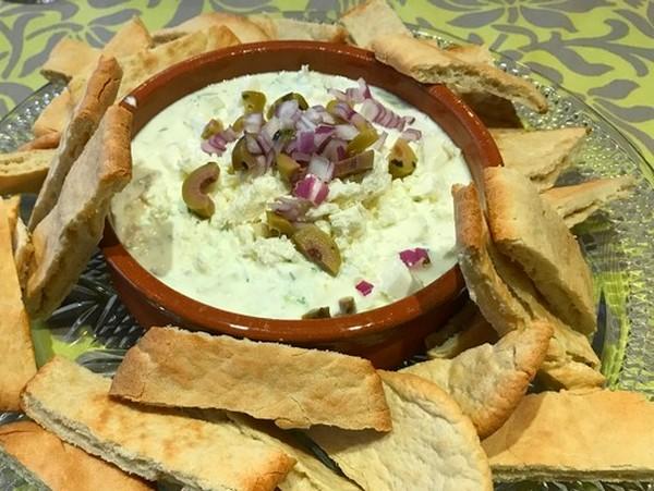 Griekse nacho's – gewoon altijd lekker!