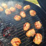 MOINK balls voor op de BBQ