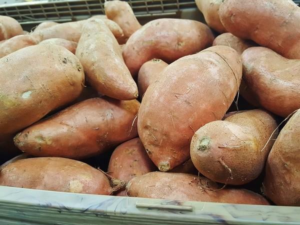 zoete aardappelen schillen of niet