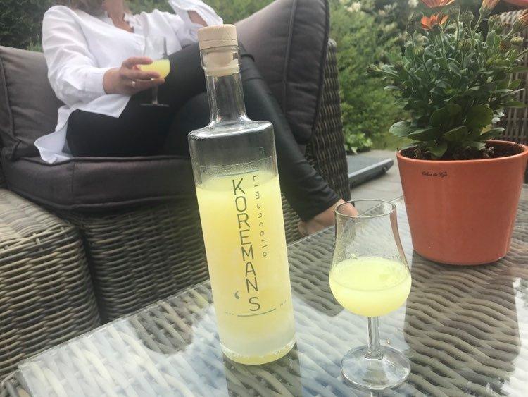 Koreman's limoncello